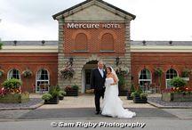 Mercure Haydock Hotel - Lee & Ian Wedding - 21st August 2016 / The Wedding of Lee & Ian at the #MercureHaydockHotel on the 21st August 2016 - #SamRigbyPhotography (www.samrigbyphotography.co.uk) #WeddingPhotography #WeddingPhotographer #FemaleWeddingPhotographer