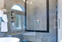 Shower Floor Pebbles