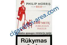 PHILIP MORRIS cigarettes / PHILIP MORRIS brand cigarettes