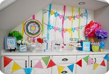 Party ideas / by Michele Worden