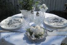 My Tablescapes / by Andrea Haywood at Opulent Cottage