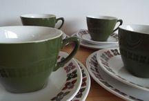 Mid Century Mid Winter Pottery