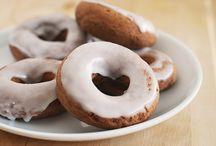 Doughnuts / by Janet Salonen