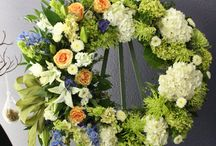 Tribute Flower Arrangements