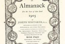 Almanacs and Calendars