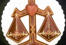 Petřiny perníčky - loga  , znamení horoskopu