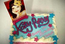 Zoe's 8th Birthday / Zoe wants a Katy Perry birthday!!  Looks like it'll be a colorful bash with a candy theme! / by Nitasha Letkiewicz
