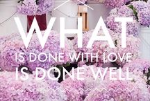 HA Design Inspiration / Pinning everything that inspires us here at HA Designs.