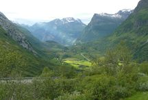 close to Norway / Geiranger