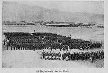 Guerra del Pacífico.