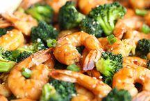 OCEAN HUB / Sea food recipes