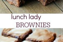 Chocolate brownie recipes