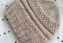 Knitted accesories