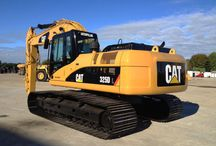 Caterpillar 325D-L Excavator / Caterpillar 325D-L Excavator