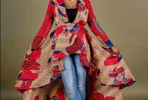 African fabric fashion