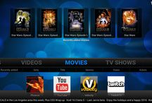 Kodi projects