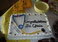 Party: Med School Graduation