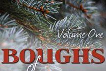 Boughs of Evergreen Holiday Anthology