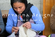 Eco Fashion, from NY to Nepal / Our designers live half-time in NY and half time in beautiful Nepal!  Our ICE collection is hand-knit by women in their homes, all of whom are paid fairly for their craftsmanship and time, allowing them to take care of their families and make a living simultaneously. By purchasing our items, you help support rural craftsmen and women of Nepal. Our products are handmade with love and respect for the natural resources of the Himalayas.