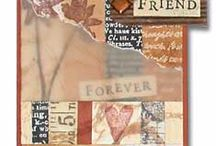 Altered tags / by Carole Lyons