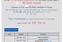 Event / RE/MAX Korea Events