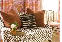 Spotted - David Hicks, La Fiorentina / by Kravet