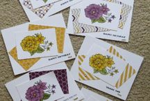 I Like You Stampin' Up! Stamp Set Greeting Cards
