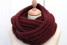 TRICOT SNOOD HOMME