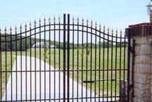 Aluminum & Steel Fences