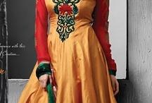 Ready to wear Salwar Kameez