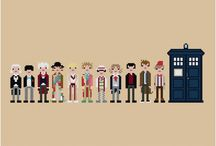 GEEK LOVE / All things Sherlock, Doctor Who, Misfits and more. / by Leslie Ma