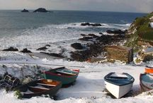 Cornwall in Winter