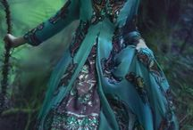 Fashion Fantasy / What I Would Wear if This was a Dream...