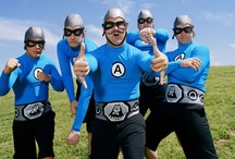 The Aquabats / by Rebekah Wilcken