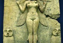 Traveling Goddesses