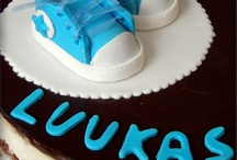 Saija´s cakes / Baking cakes is my dear hobby. All the cake´s are my own design.