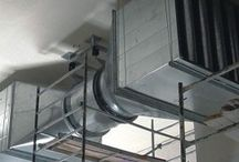 """Sound Attenuators """"ALPHAfon- SA"""" / Noise Control – Sound Attenuators: ALPHAfon- SA  Used in applications in air ducts installations that require noise reduction and low pressure drop."""