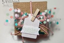 Stampin' Up!® - Gift Bow Die / by Rochelle Blok, Independent Stampin'  Up! Demonstrator