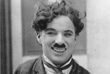 I love Charles Chaplin ....