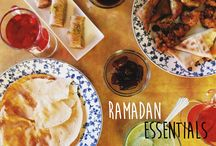 BAYFOOD FASTS: Ramadan Eats / Traditional and different things to eat during the month of Ramadan