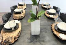 Tisch deco
