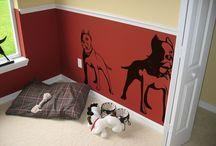 DOG ROOMS / by Susan Flythe