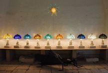 Lampes de table en verre recyclé / Fabrication artisanale et sur mesure de lampes de tables en verre recyclé. Les Artisans du Lustre sont à votre disposition pour la création sur mesure de tout type de lustres, lampes... www.i-lustres.com Pour toute information: info@i-lustres.com ou 06 26 47 27 02