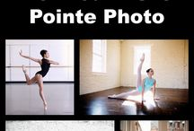 Pointe poses...