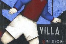 Aston Villa FC / #AstonVilla #AVFC #Villa