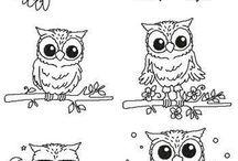 kreslené dětské obrázky