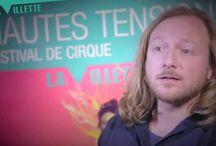 CIRQUE / expertise de BonneIdeeProd dans l'audiovisuel relatif au cirque et aux arts de la rue....