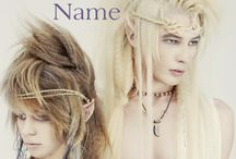 Cover reveal for WIP! / Inspiration for stories I'm working on and will publish soon.