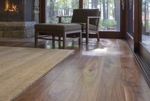 walnut floors