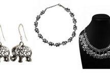 Silver Alloy Jewellery